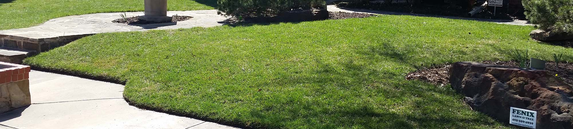 Professional Landscaping Services in Edmond, OK